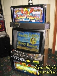 IGT I Game Plus Lobster Mania Video Slot Machine 001