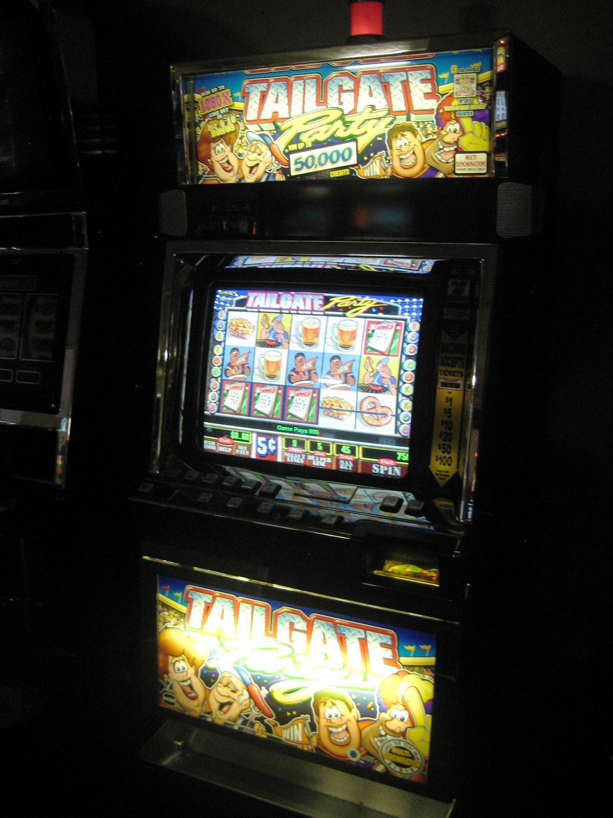 used car casino game