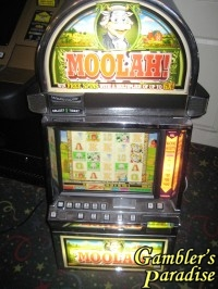 IGT I Moolah' 044 Video Slot Machine 003