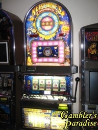IGT Neptunes Exploration Inc. Bonus Slot Machine 002