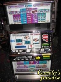 IGT S2000 Crystal Sevens Slot Machine 006