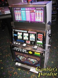 IGT S2000 Double Diamond Deluxe Slot Machine 013