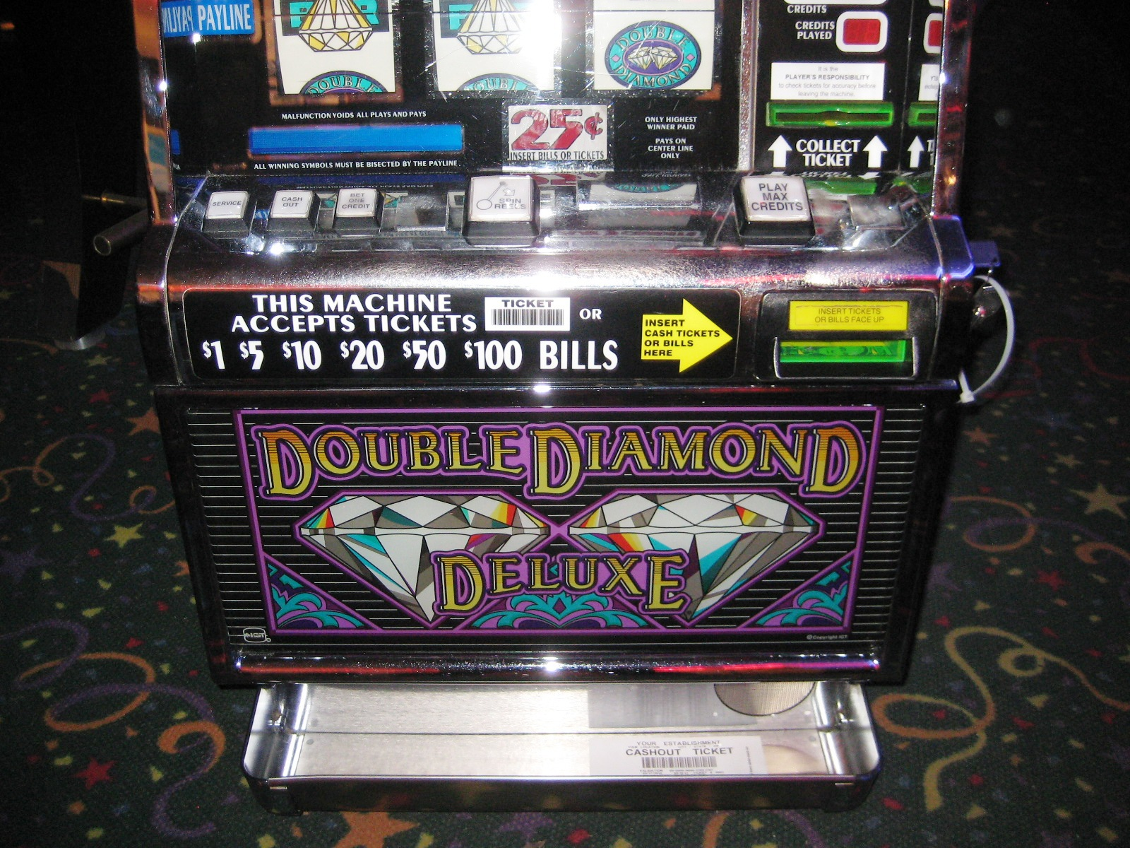 double diamond deluxe slots play free online