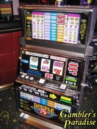 IGT S2000 Double Five Times Pay Slot Machine 001