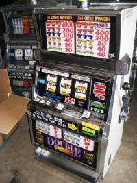 IGT S2000 Double Gold Slot Machine 001