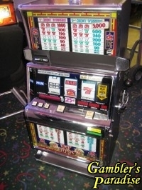 IGT S2000 Double Hot Peppers Slot machine 014