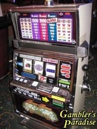 IGT S2000 Four Times Diamond Slot Machine 001