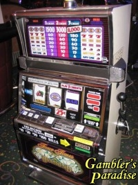 IGT S2000 Four Times Diamond Slot Machine 001