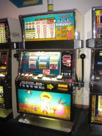 IGT S2000 I Dream of Jeannie Coin Slot Machine 001