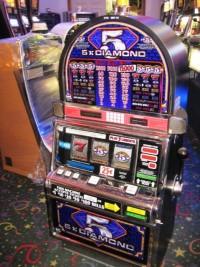 IGT S2000  RT 5 Times Diamond Slot machine 001