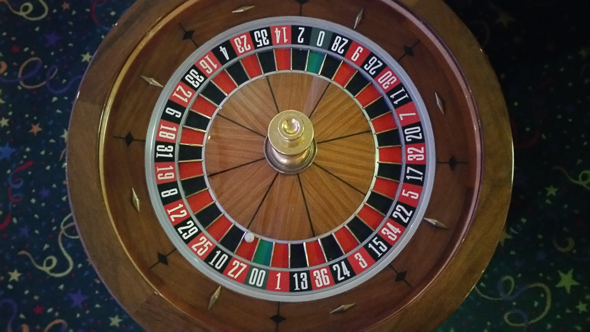 Roulette Wheel 32 Quot John Huxley Slot Machines For Sale