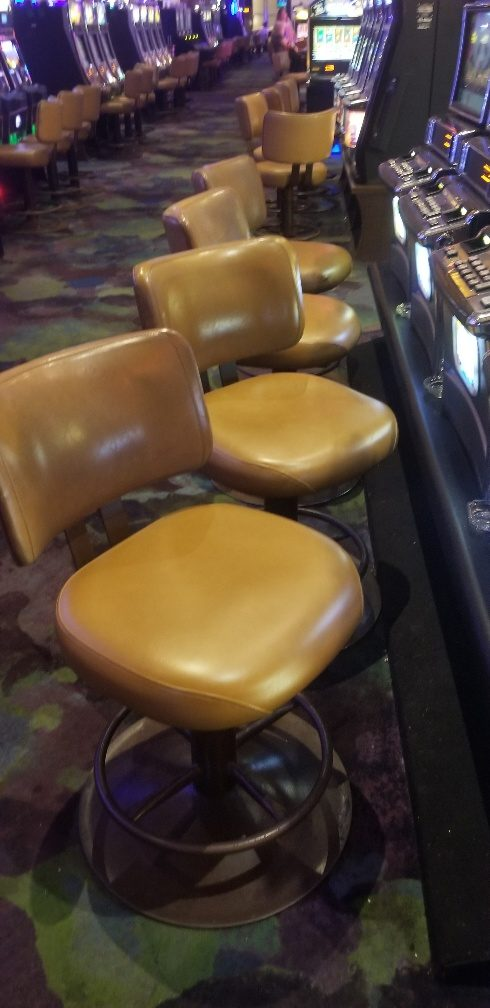 Casino Slot Chairs - Slot Machines For Sale | Used Slot