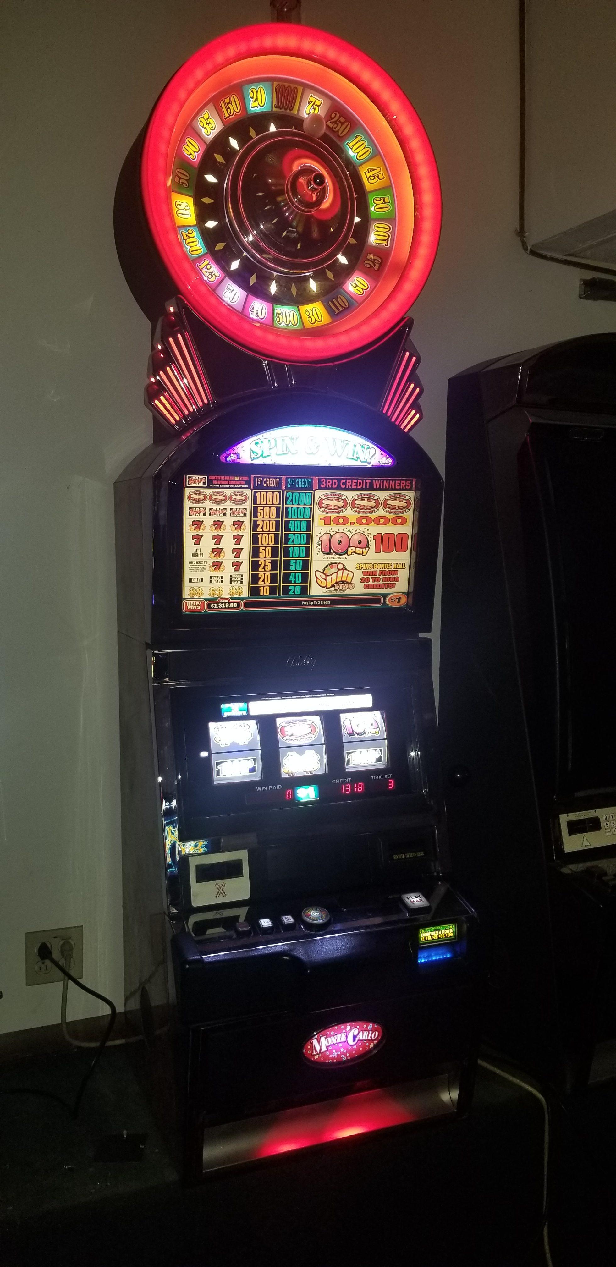 Monte Carlo Slots